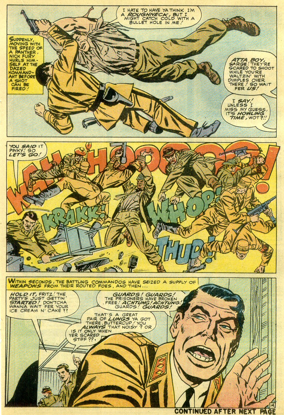 Read online Sgt. Fury comic -  Issue #82 - 21