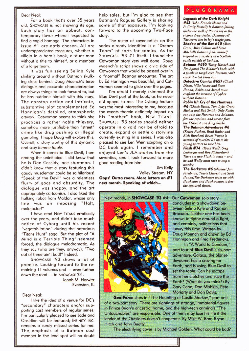 Read online Showcase '93 comic -  Issue #3 - 41
