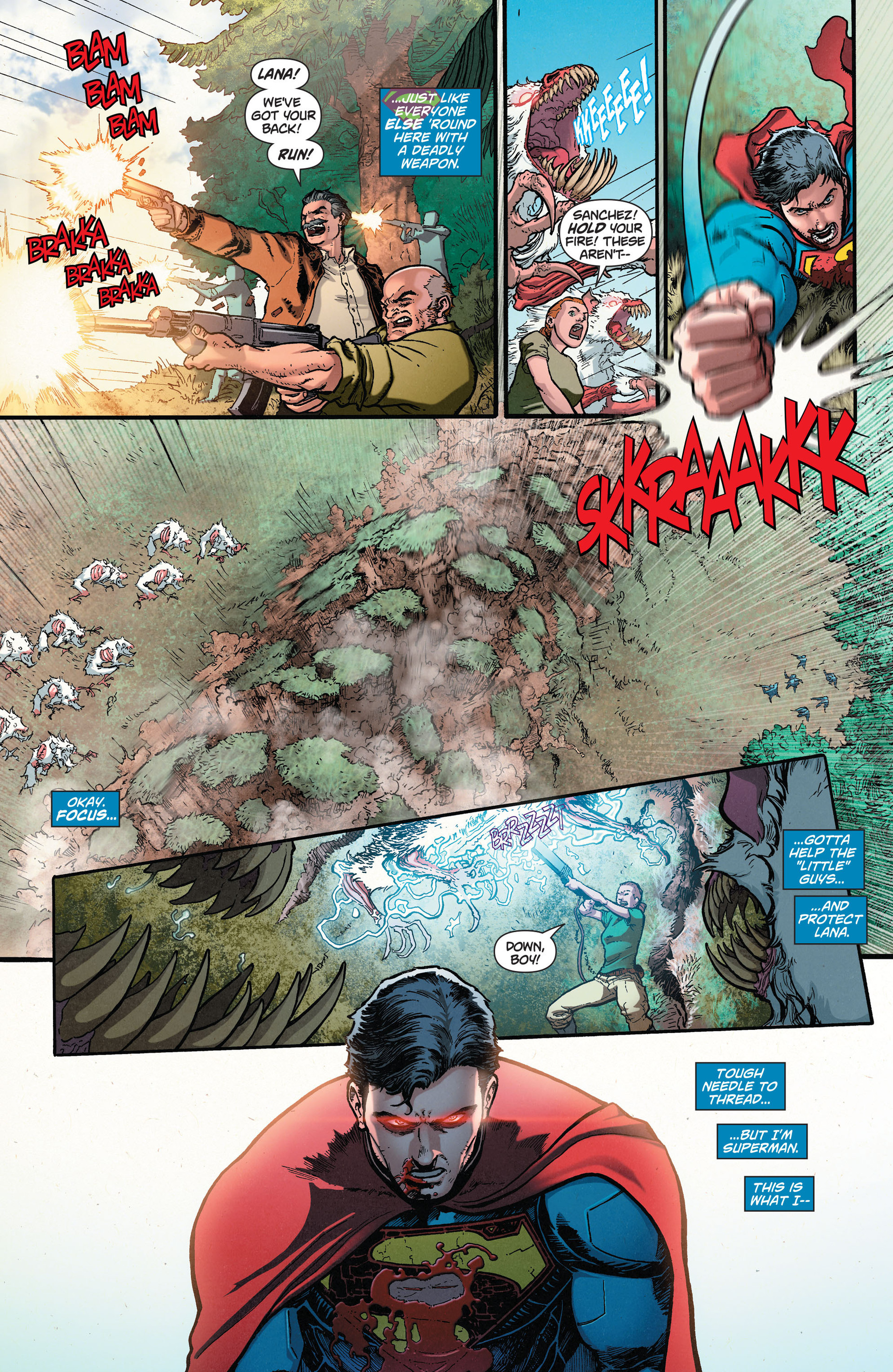 Read online Action Comics (2011) comic -  Issue #29 - 4