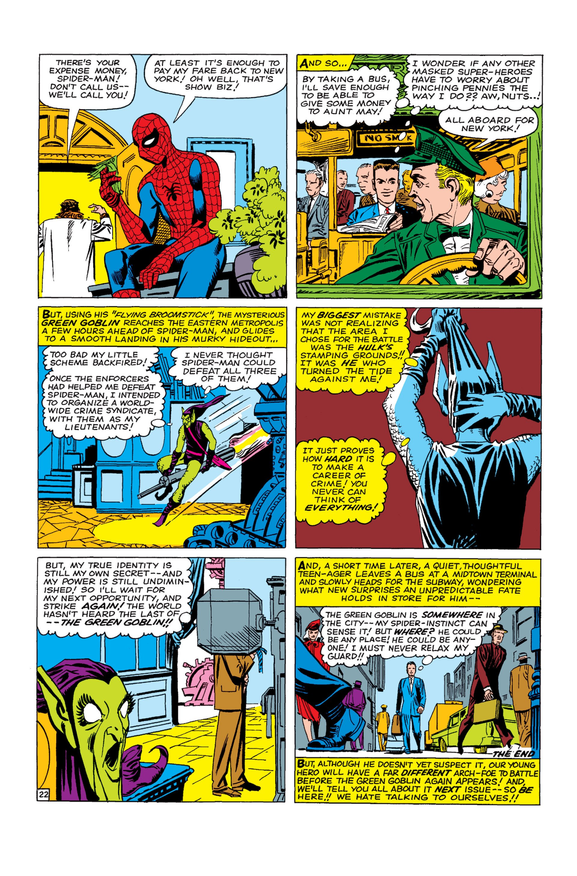 The Amazing Spider-Man (1963) 14 Page 22