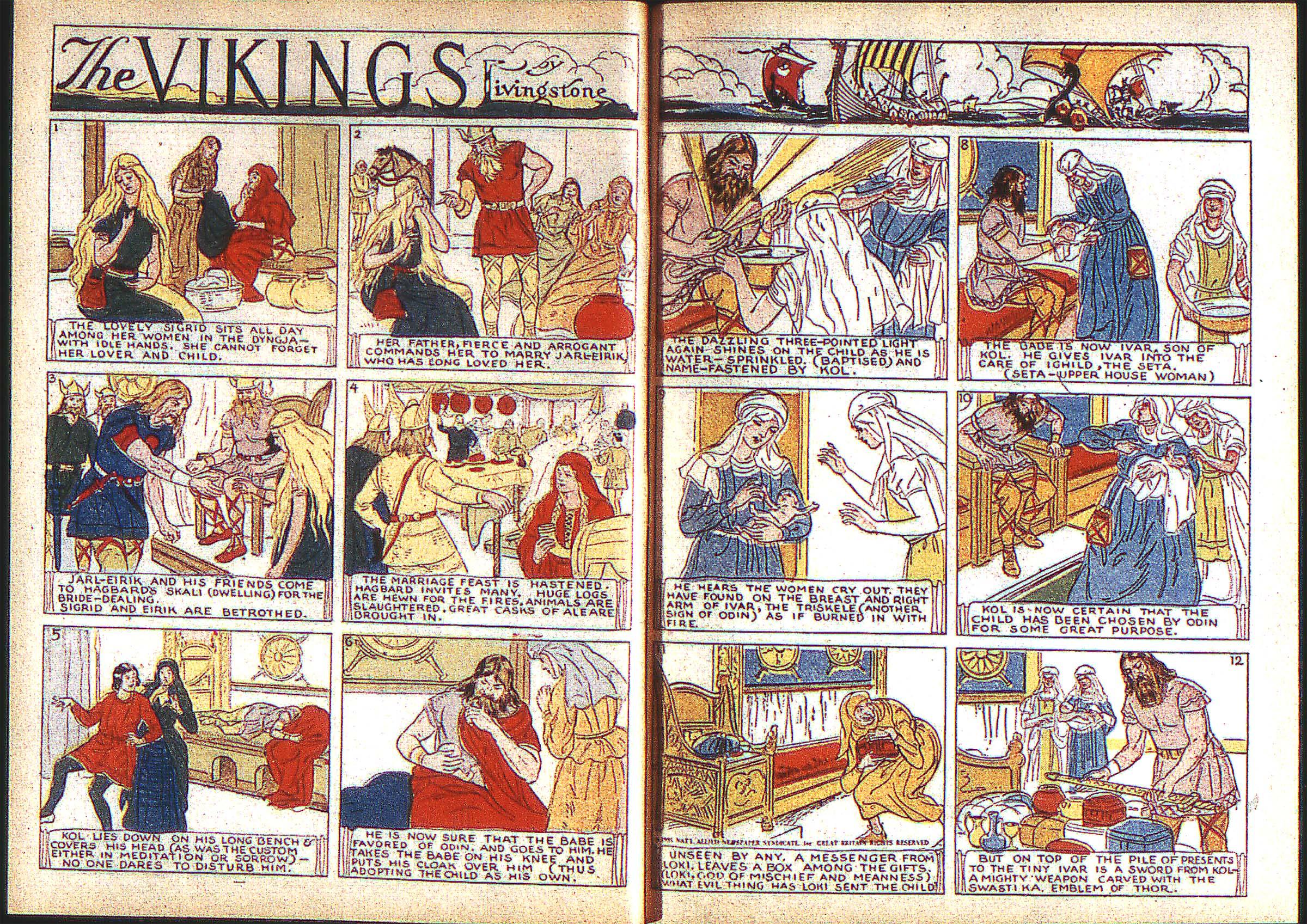 Read online Adventure Comics (1938) comic -  Issue #2 - 10