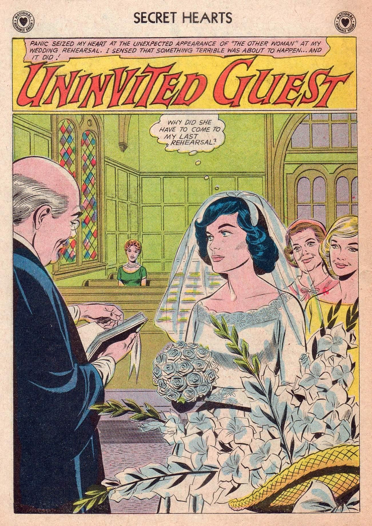 Read online Secret Hearts comic -  Issue #73 - 18