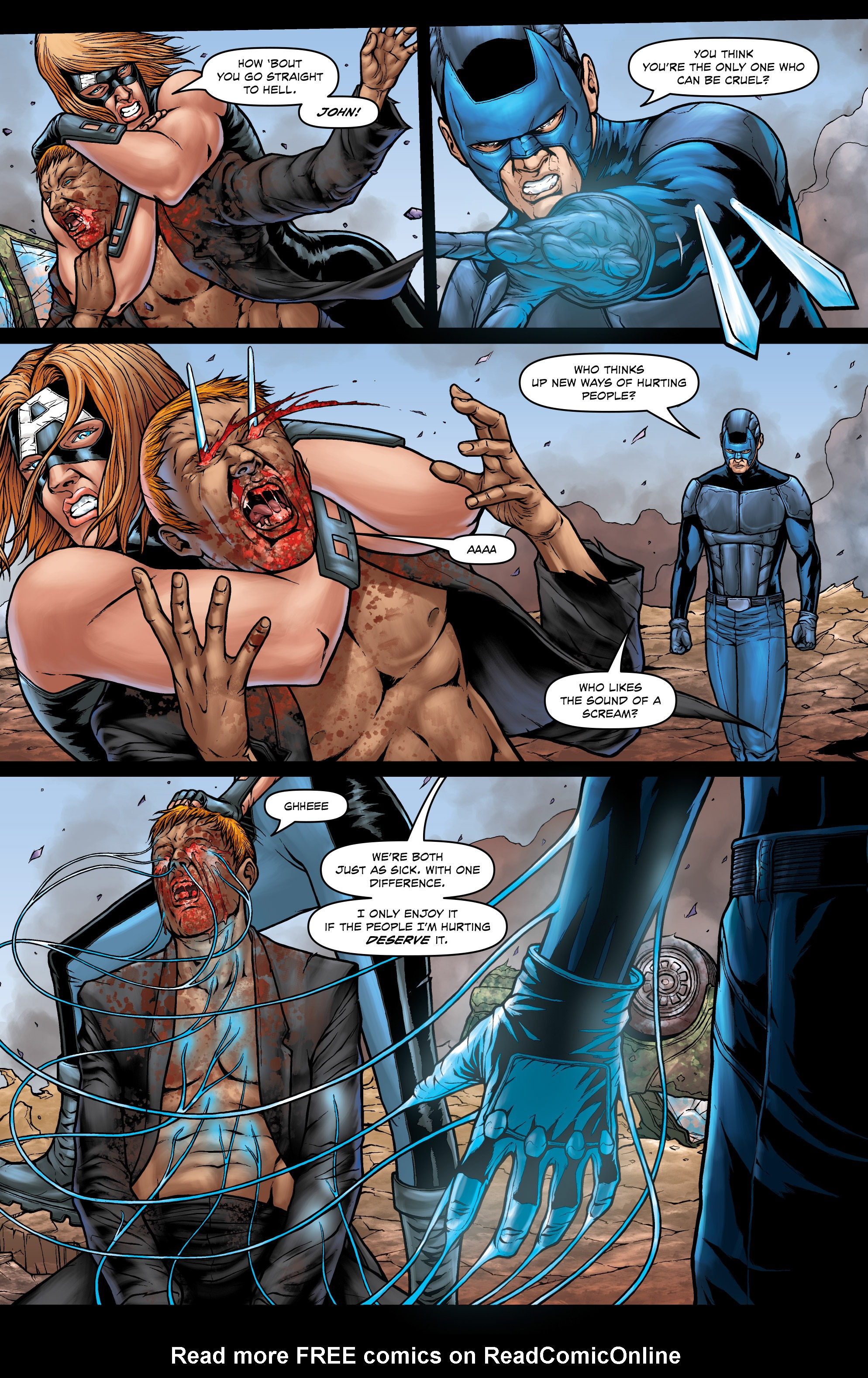 Read online Absolution: Rubicon comic -  Issue #5 - 12