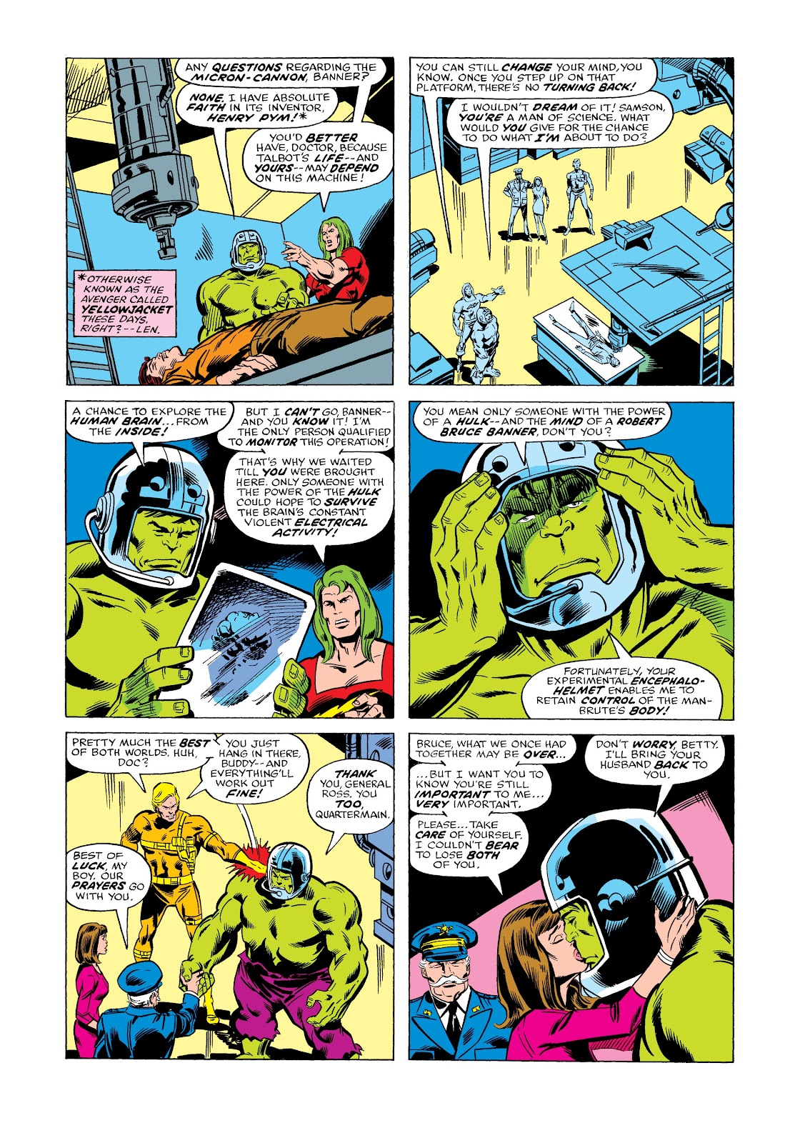 Read online Marvel Masterworks: The Incredible Hulk comic -  Issue # TPB 12 (Part 2) - 2