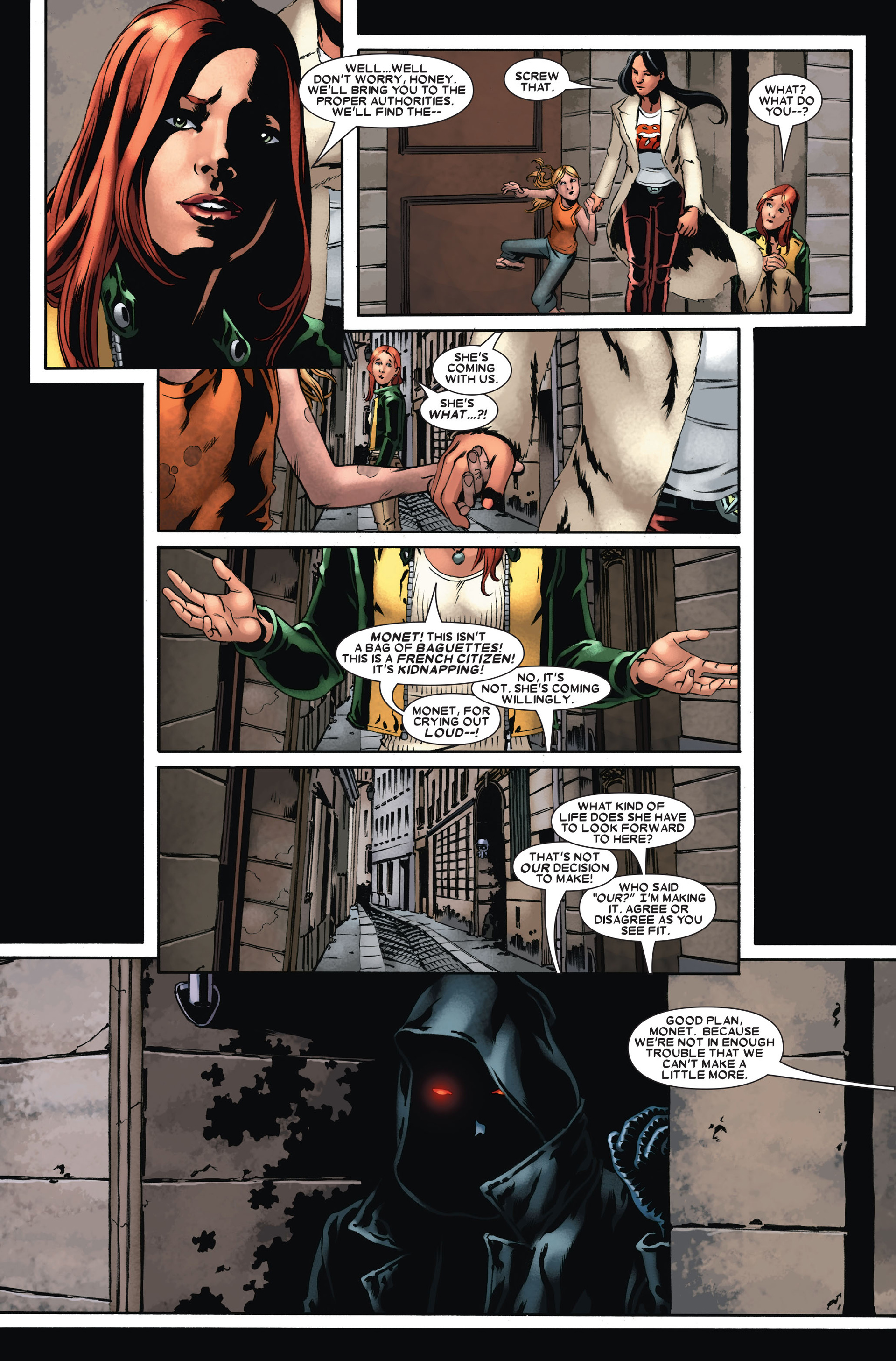 Read online X-Factor (2006) comic -  Issue #16 - 17