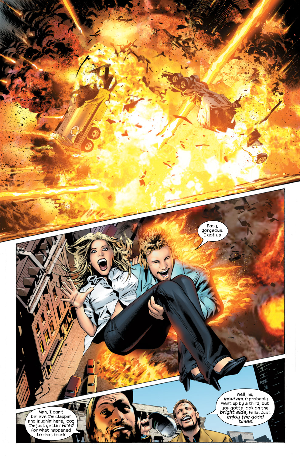Read online Ultimate Fantastic Four (2004) comic -  Issue #30 - 7