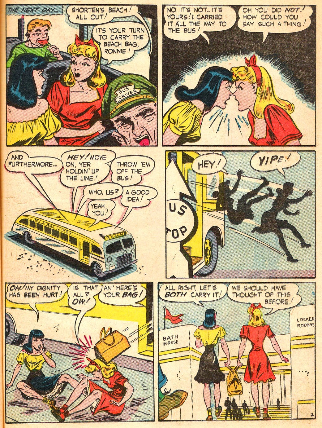 Archie Comics issue 027 - Page 35