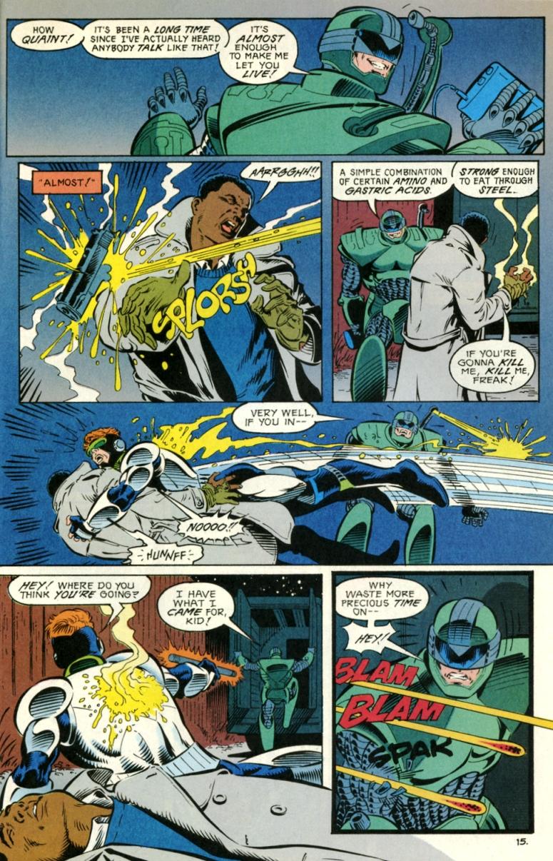 Read online Gunfire comic -  Issue #3 - 19