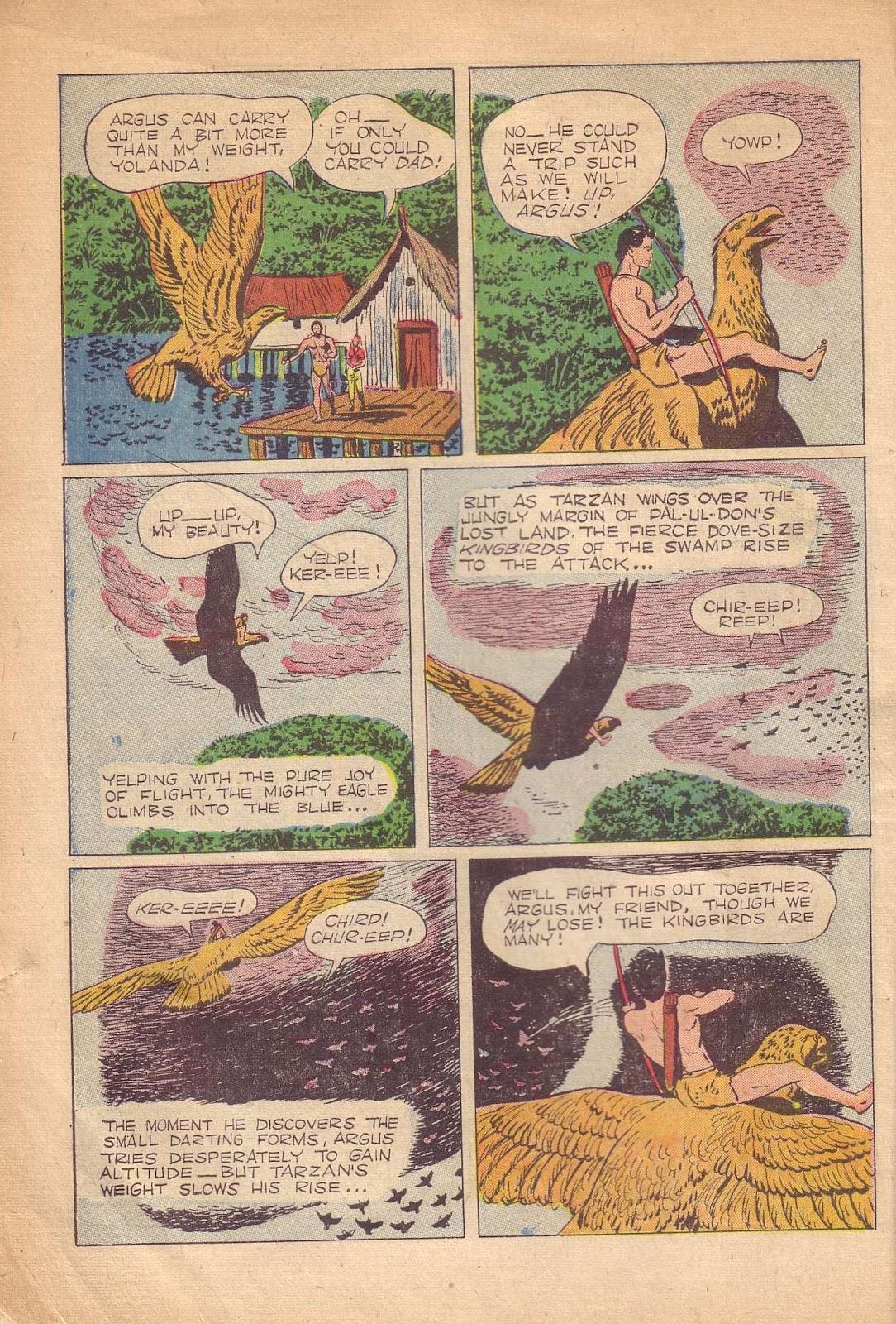 Tarzan (1948) issue 50 - Page 6