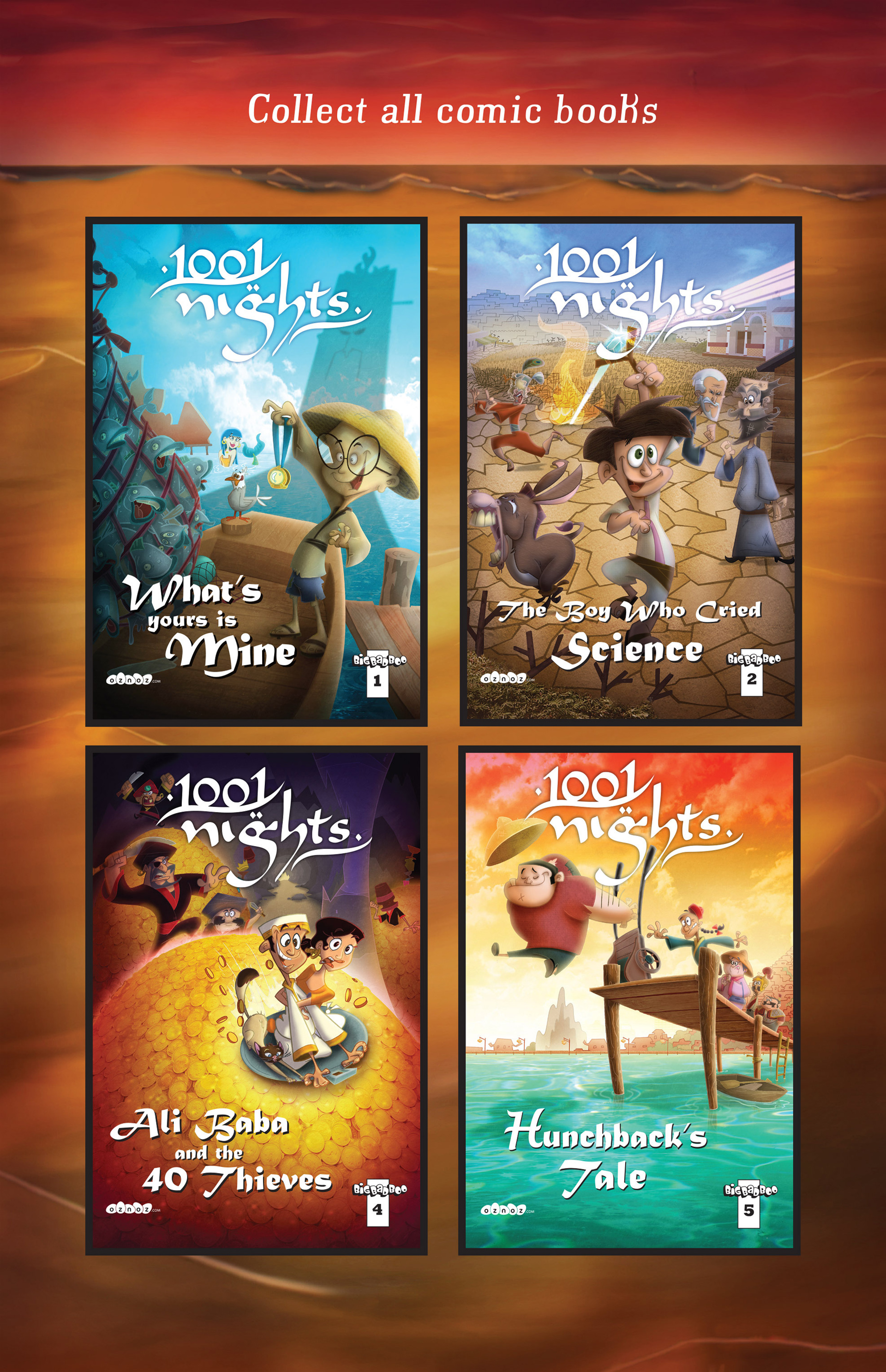 Read online 1001 Nights comic -  Issue #3 - 27