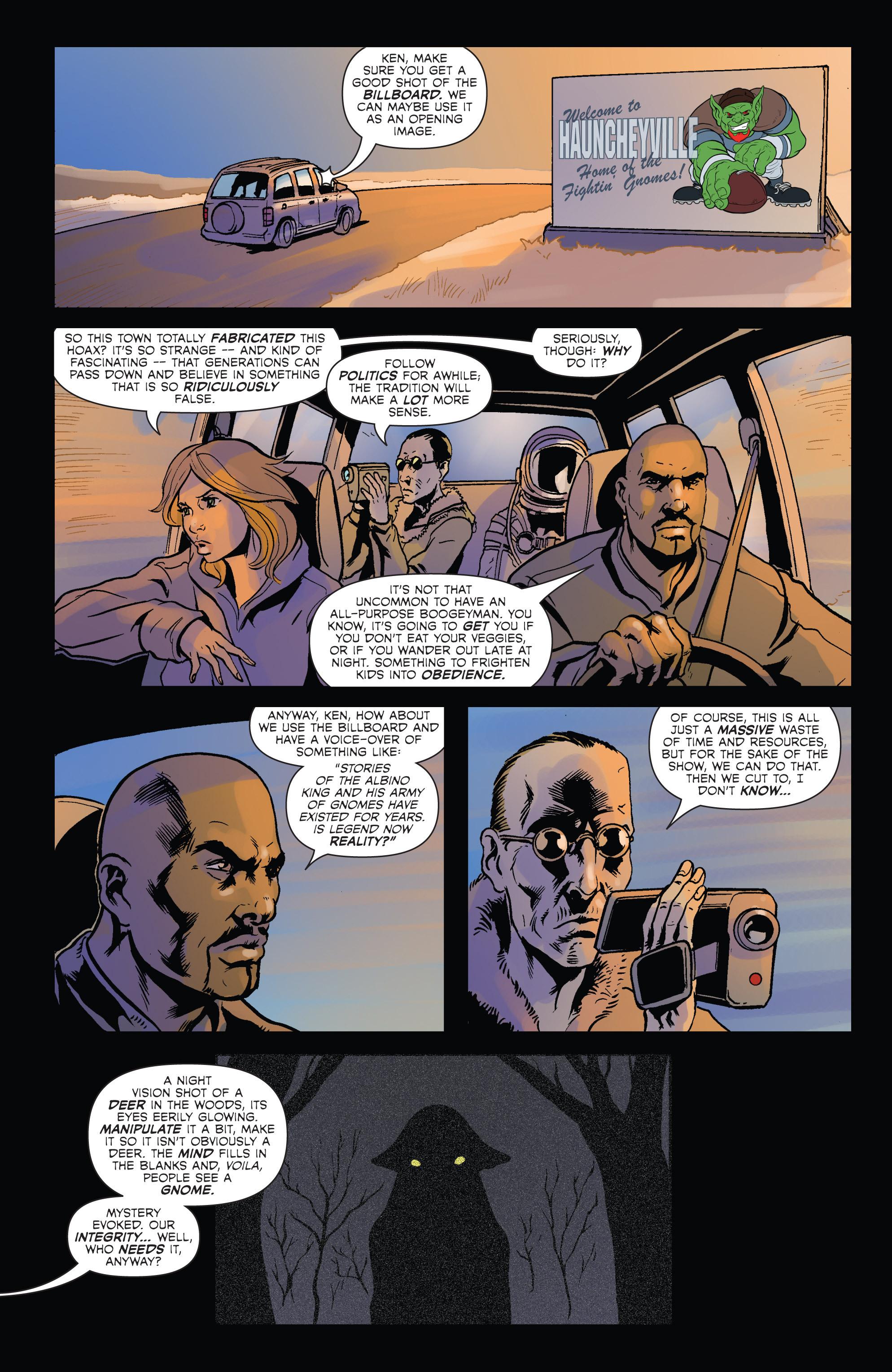 Read online Hoax Hunters (2012) comic -  Issue # TPB 2 - 17