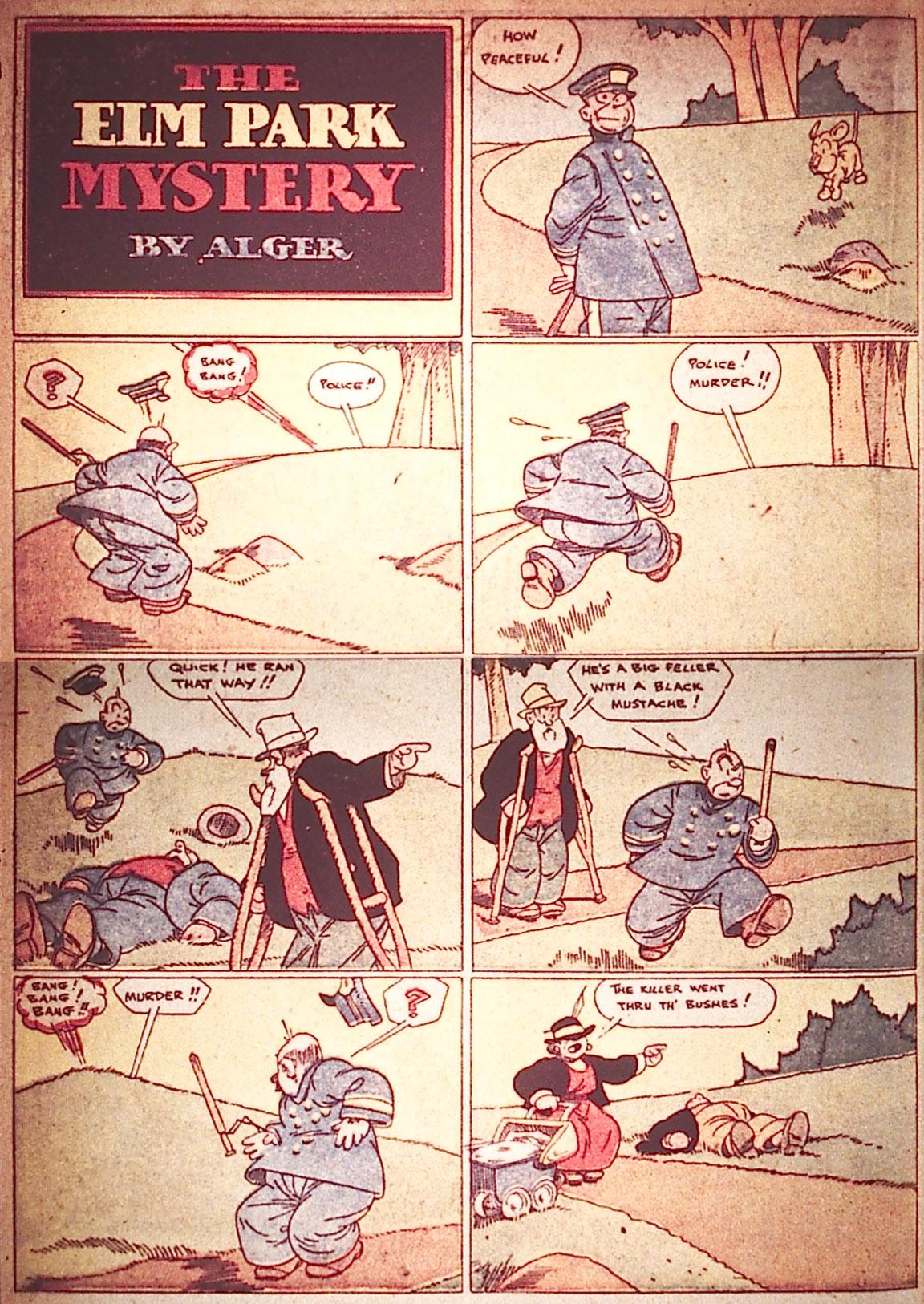 Read online Detective Comics (1937) comic -  Issue #5 - 40
