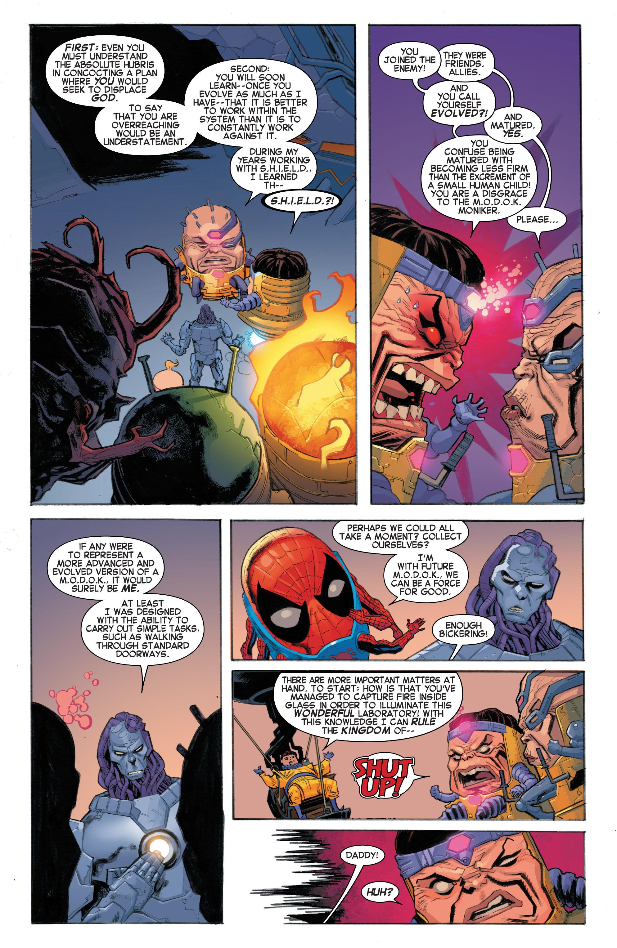 Read online Secret Wars: Battleworld comic -  Issue #1 - 15