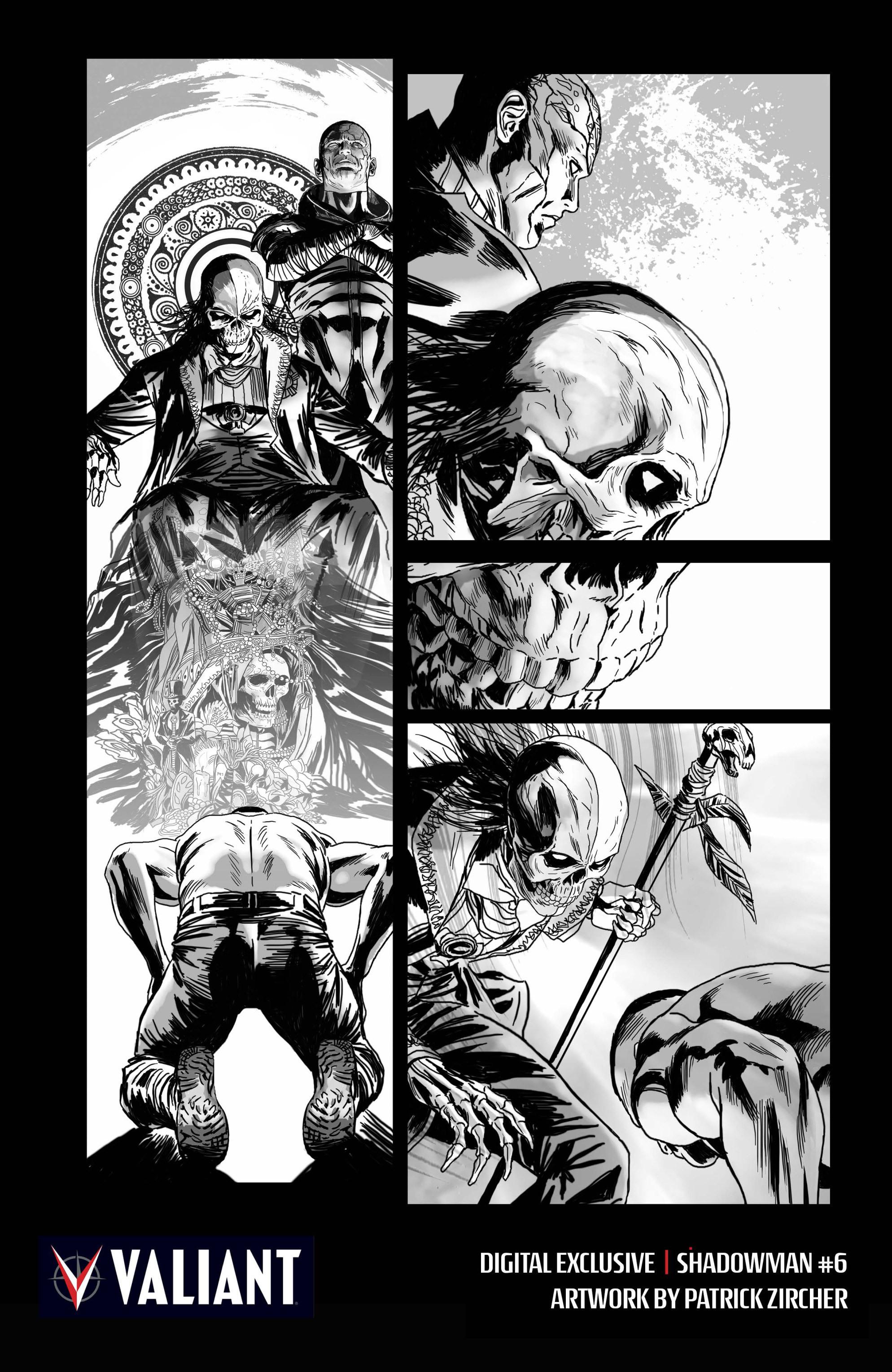 Read online Shadowman (2012) comic -  Issue #6 - 26