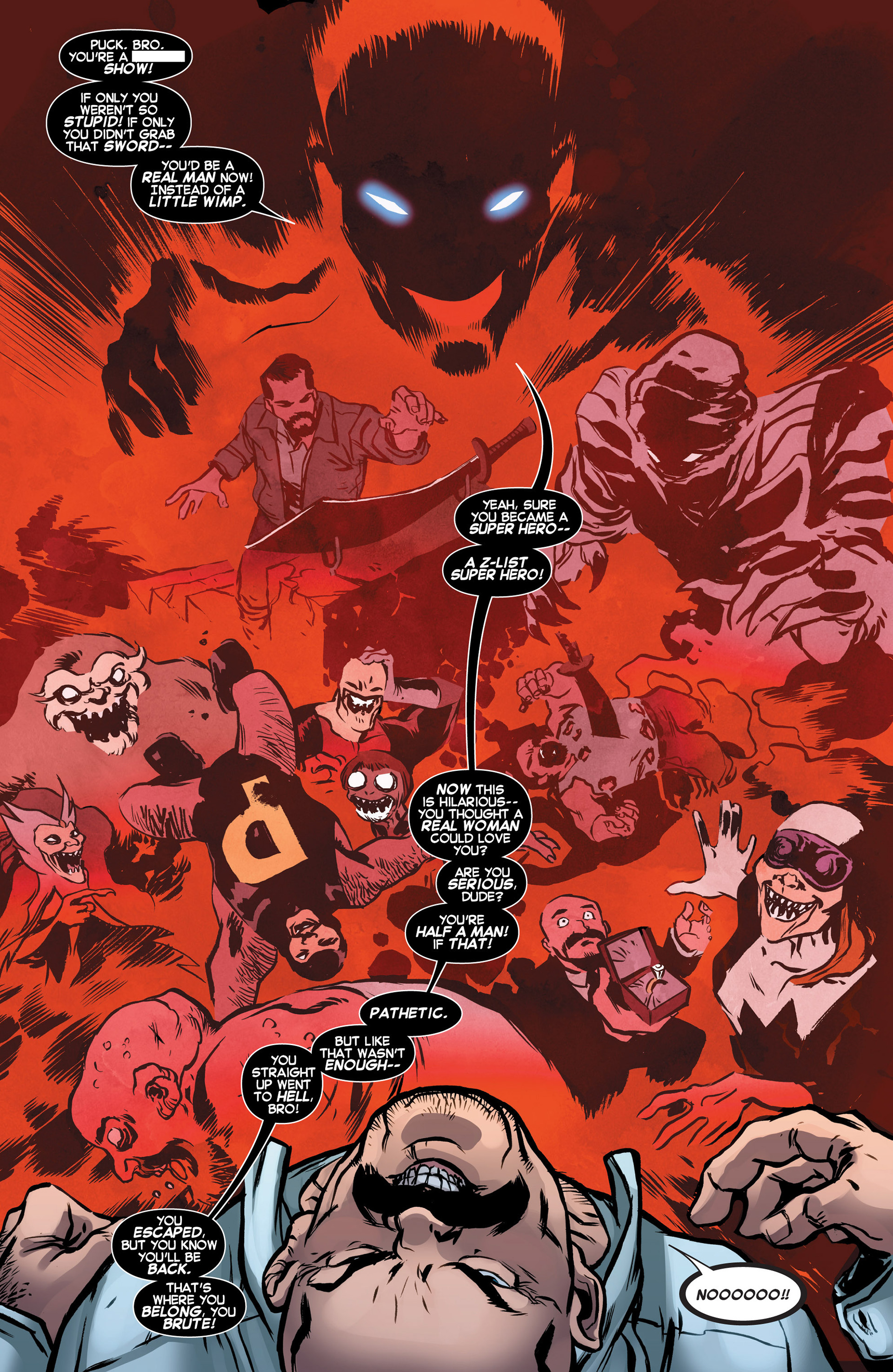Read online Uncanny X-Force (2013) comic -  Issue #10 - 13