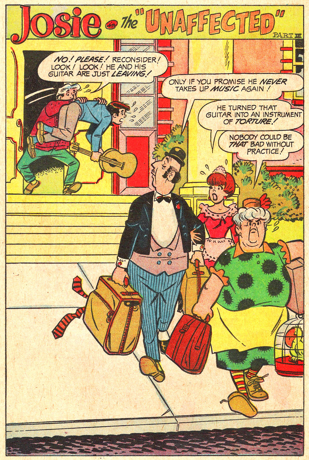 Read online She's Josie comic -  Issue #34 - 20