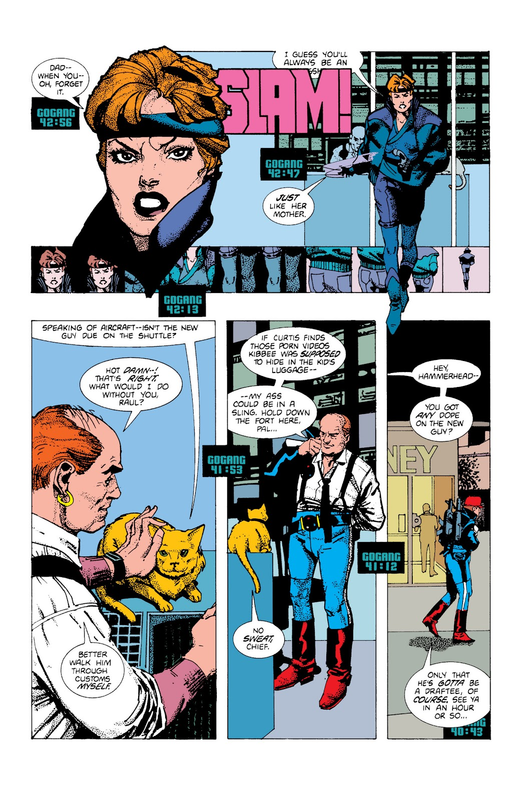 American Flagg! issue Definitive Collection (Part 1) - Page 24