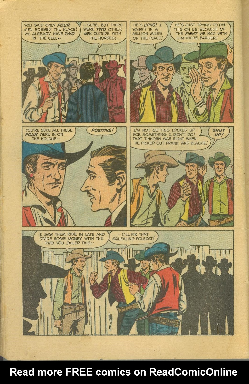 Four Color Comics issue 769 - Page 18