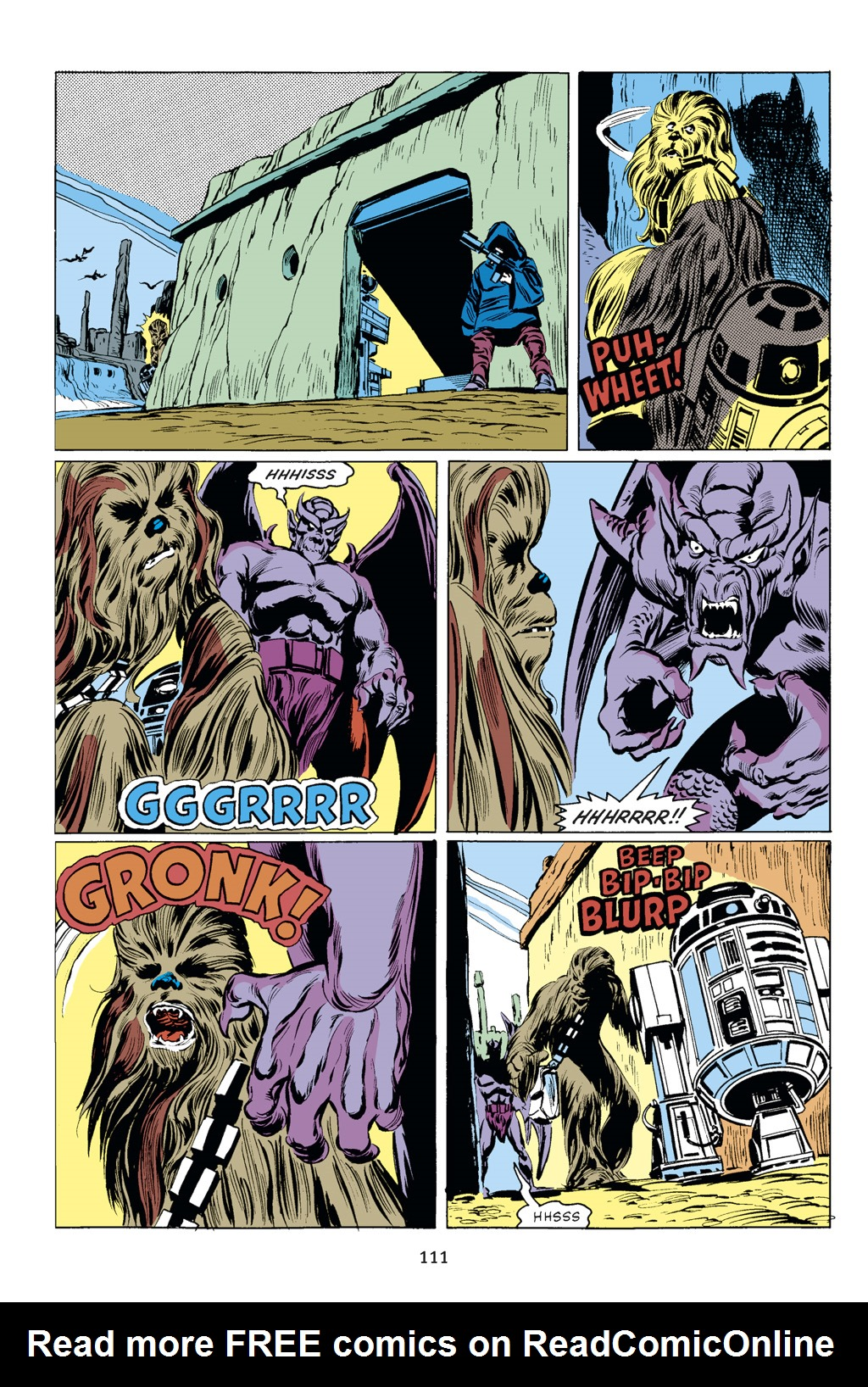 Read online Star Wars Omnibus comic -  Issue # Vol. 18 - 102