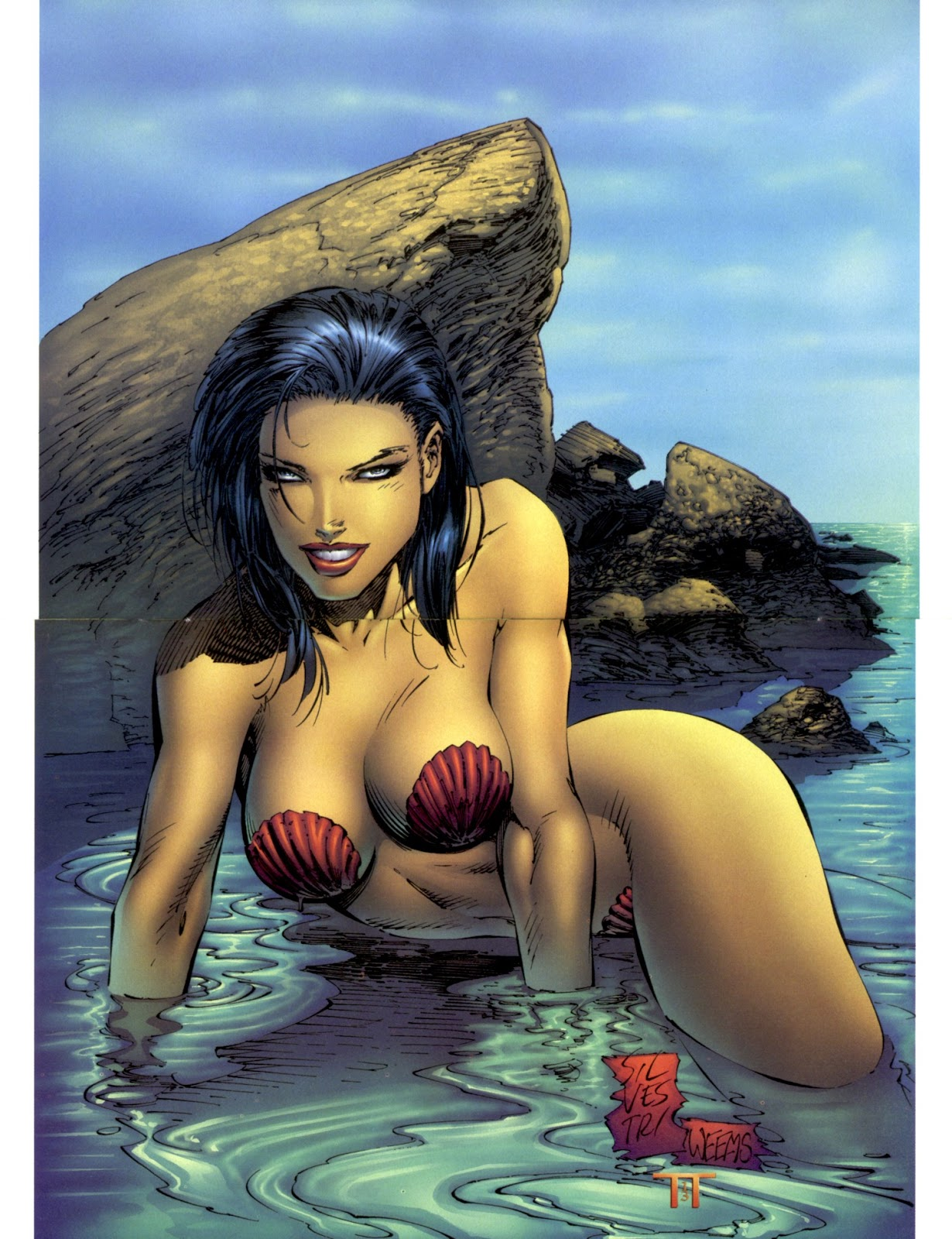Read online Fathom Swimsuit Special comic -  Issue #2 - 11