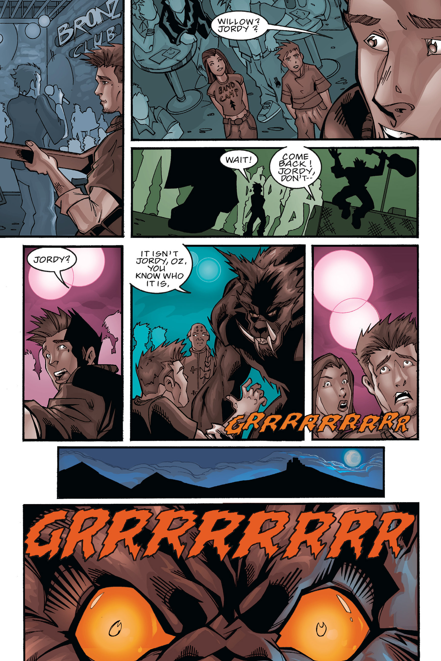 Read online Buffy the Vampire Slayer: Omnibus comic -  Issue # TPB 5 - 337