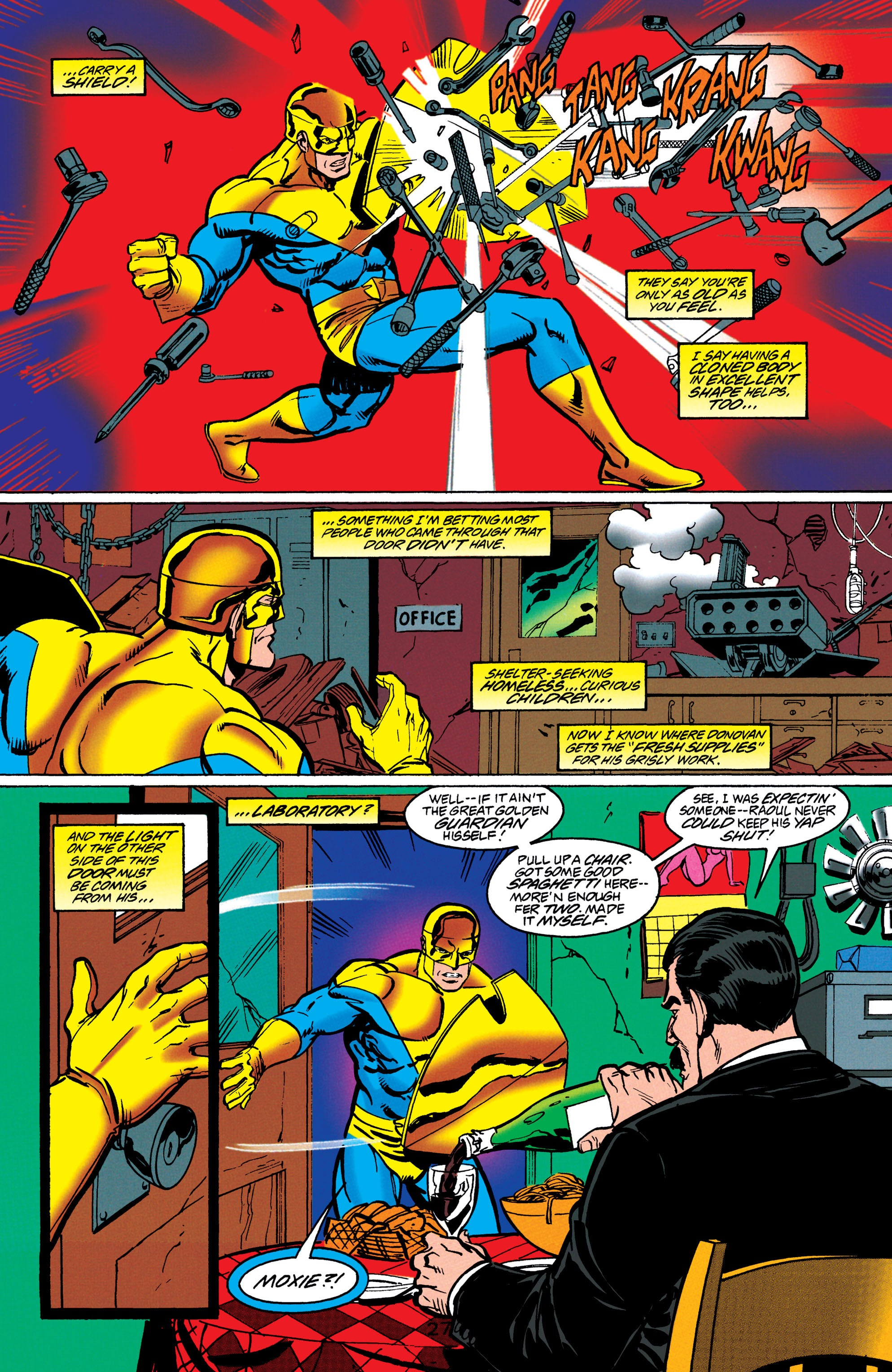 Adventures of Superman (1987) issue 550 - Page 28