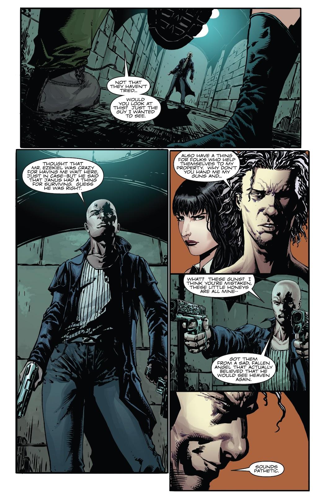 Read online Vampirella Strikes comic -  Issue #4 - 15