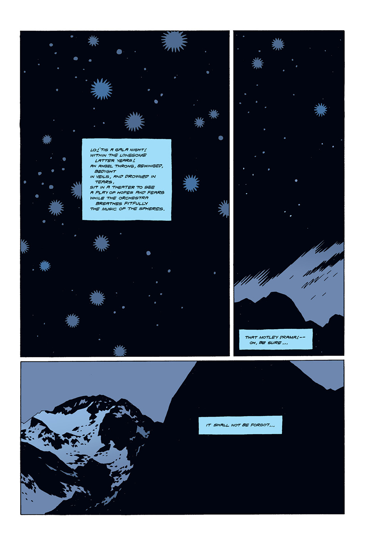 Read online Hellboy: Conqueror Worm comic -  Issue #1 - 3