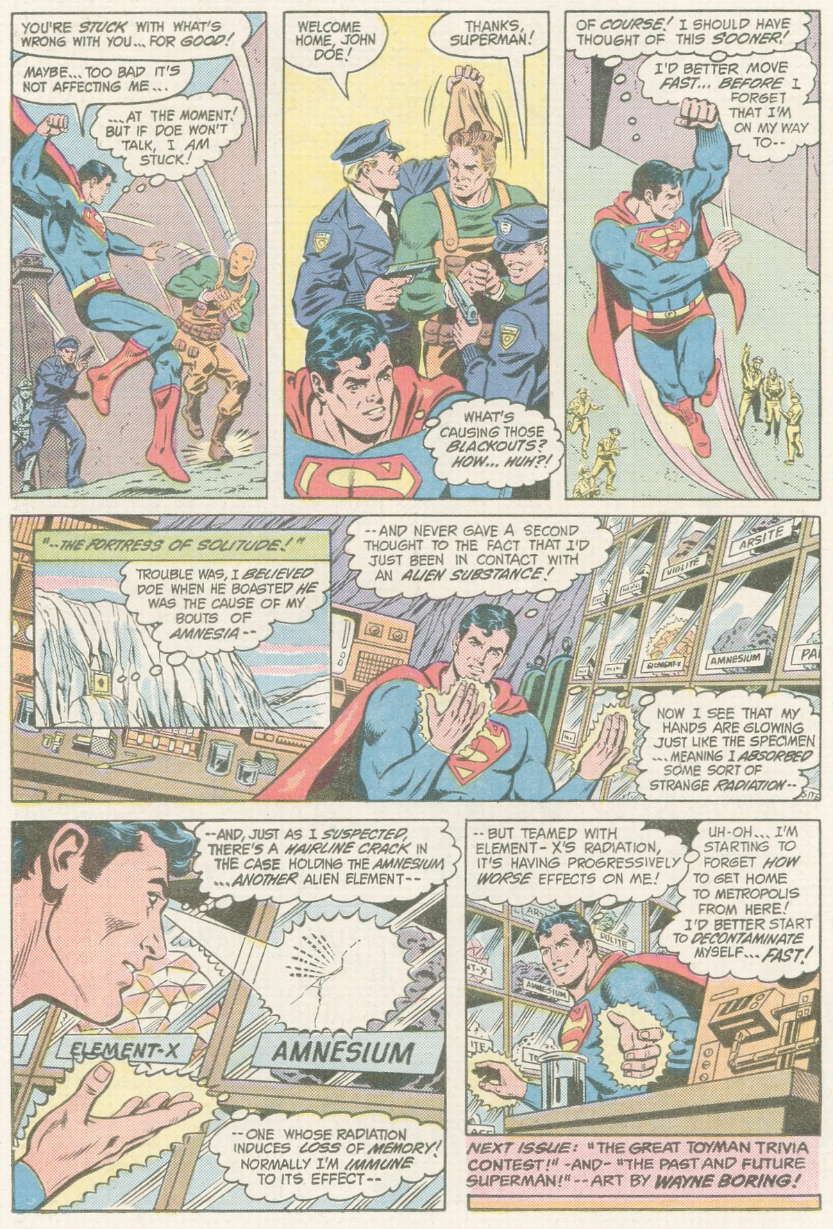 Read online Action Comics (1938) comic -  Issue #560 - 18