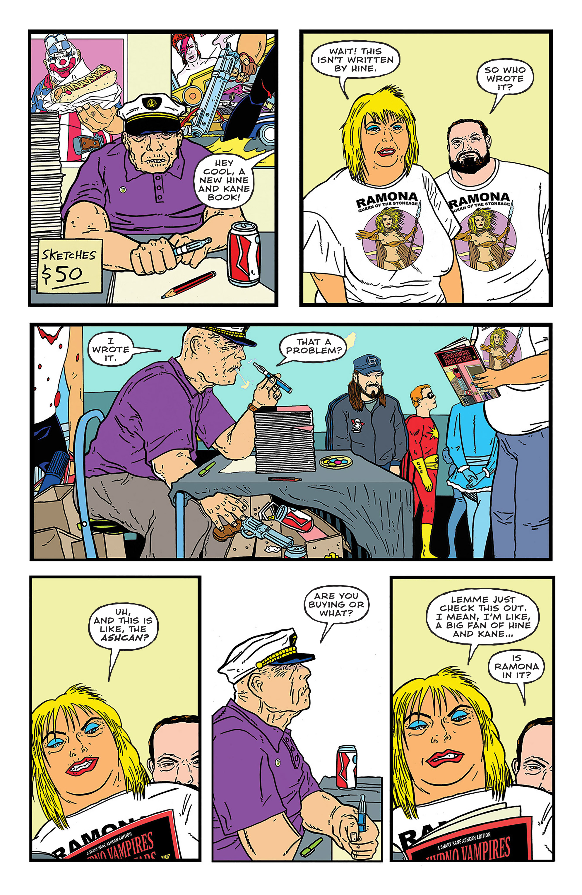 Read online Bulletproof Coffin: The Thousand Yard Stare comic -  Issue # Full - 9
