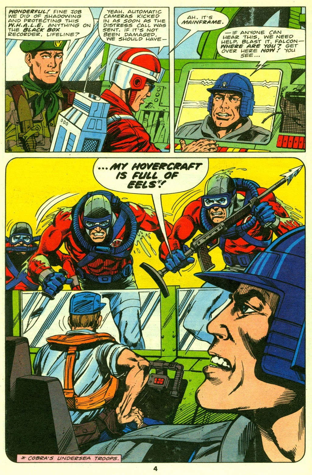 G.I. Joe European Missions issue 14 - Page 5