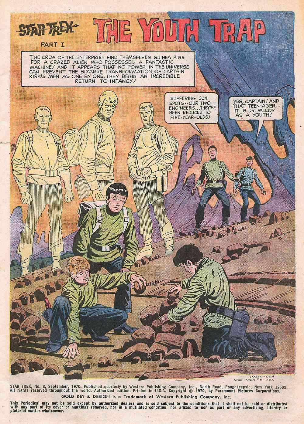 Star Trek (1967) issue 8 - Page 2