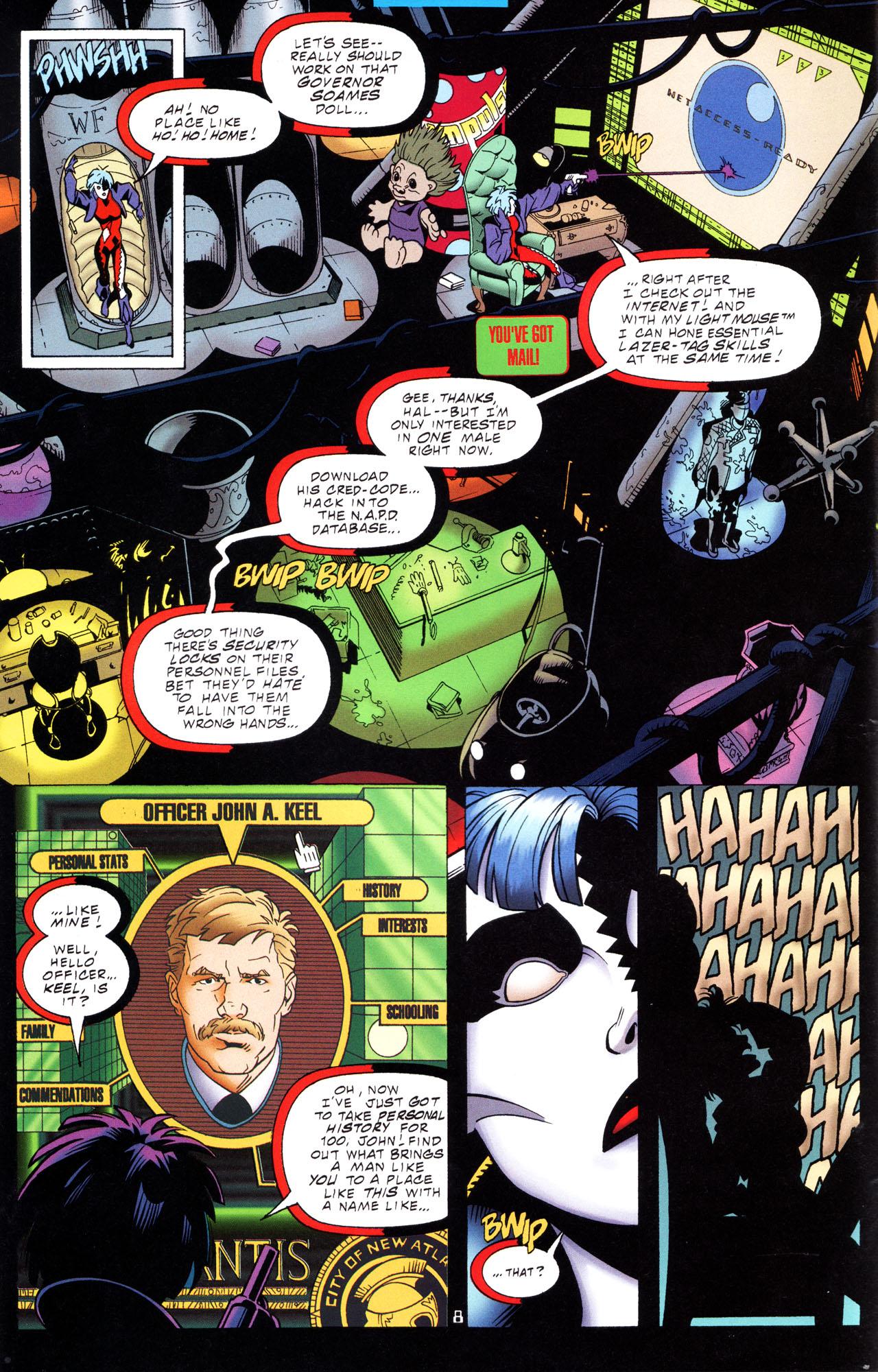 Read online Tangent Comics/ The Joker comic -  Issue # Full - 9