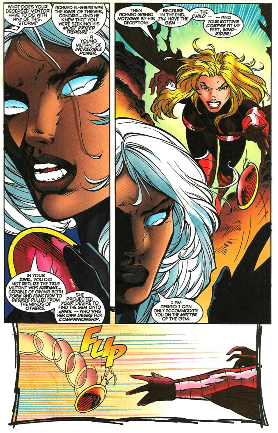 X-Men (1991) 61 Page 19