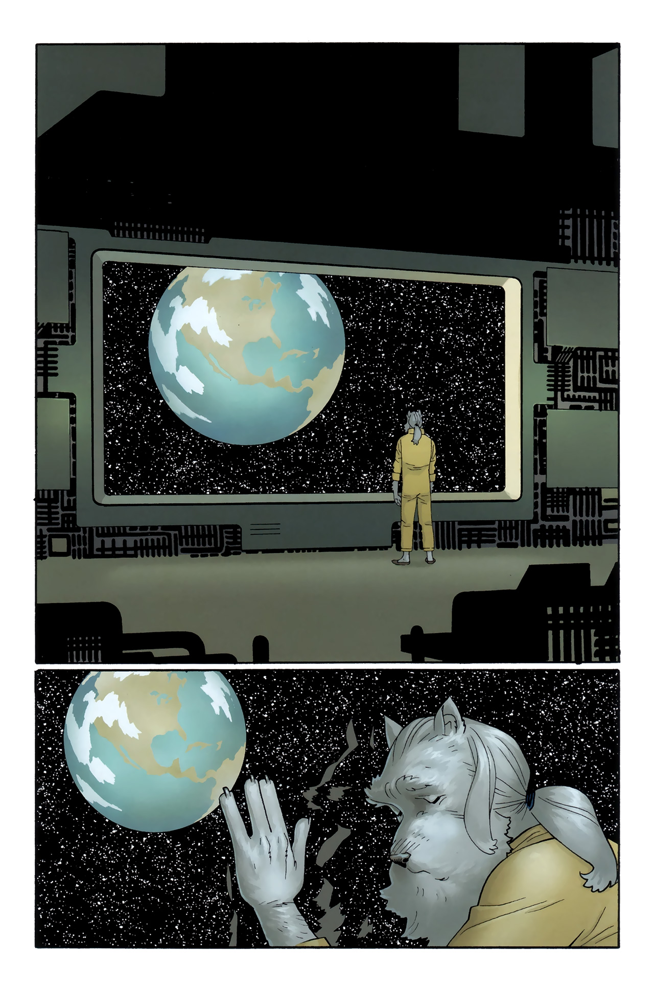 Read online Science Dog Special comic -  Issue #2 - 28