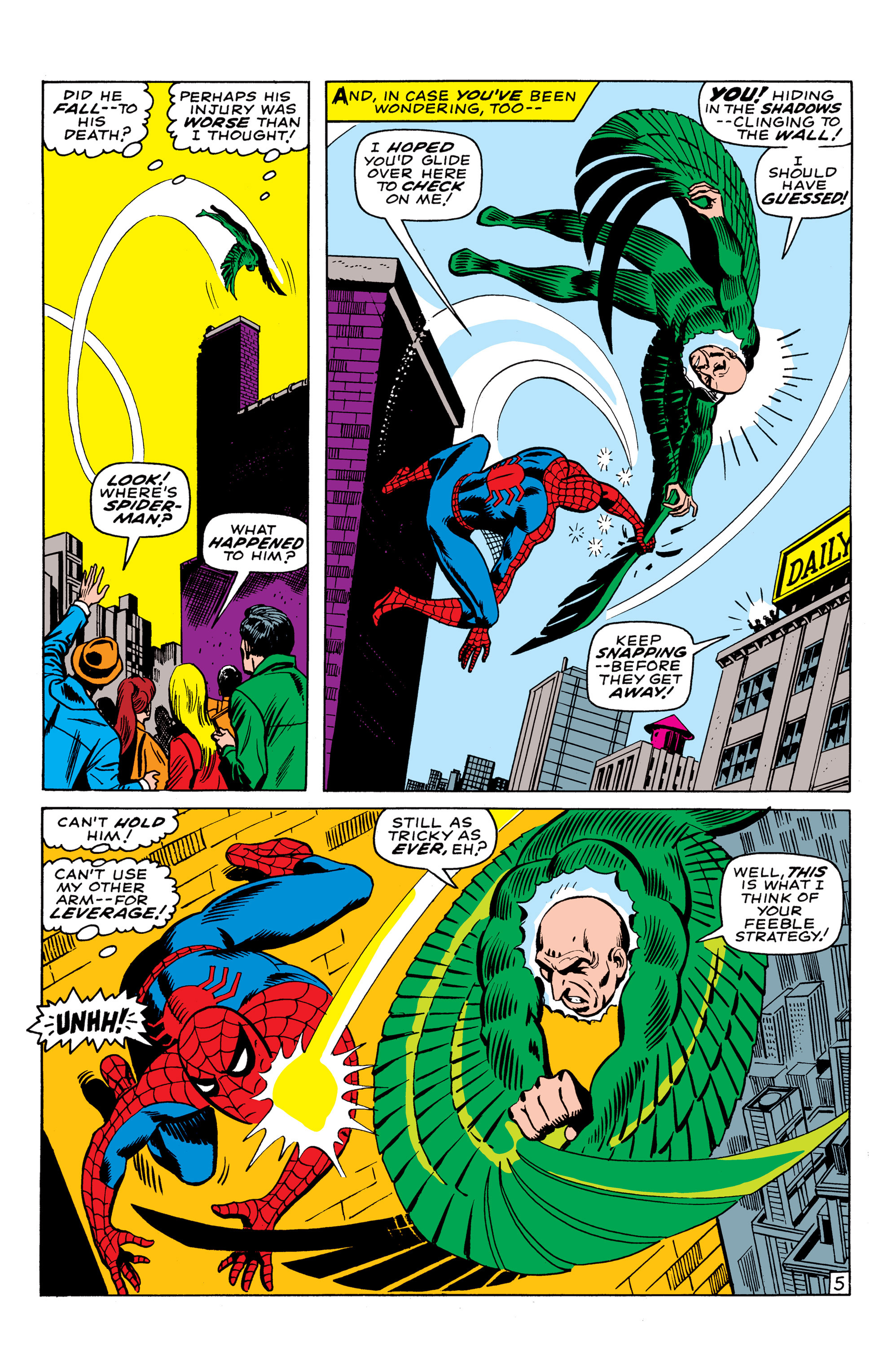The Amazing Spider-Man (1963) 64 Page 5