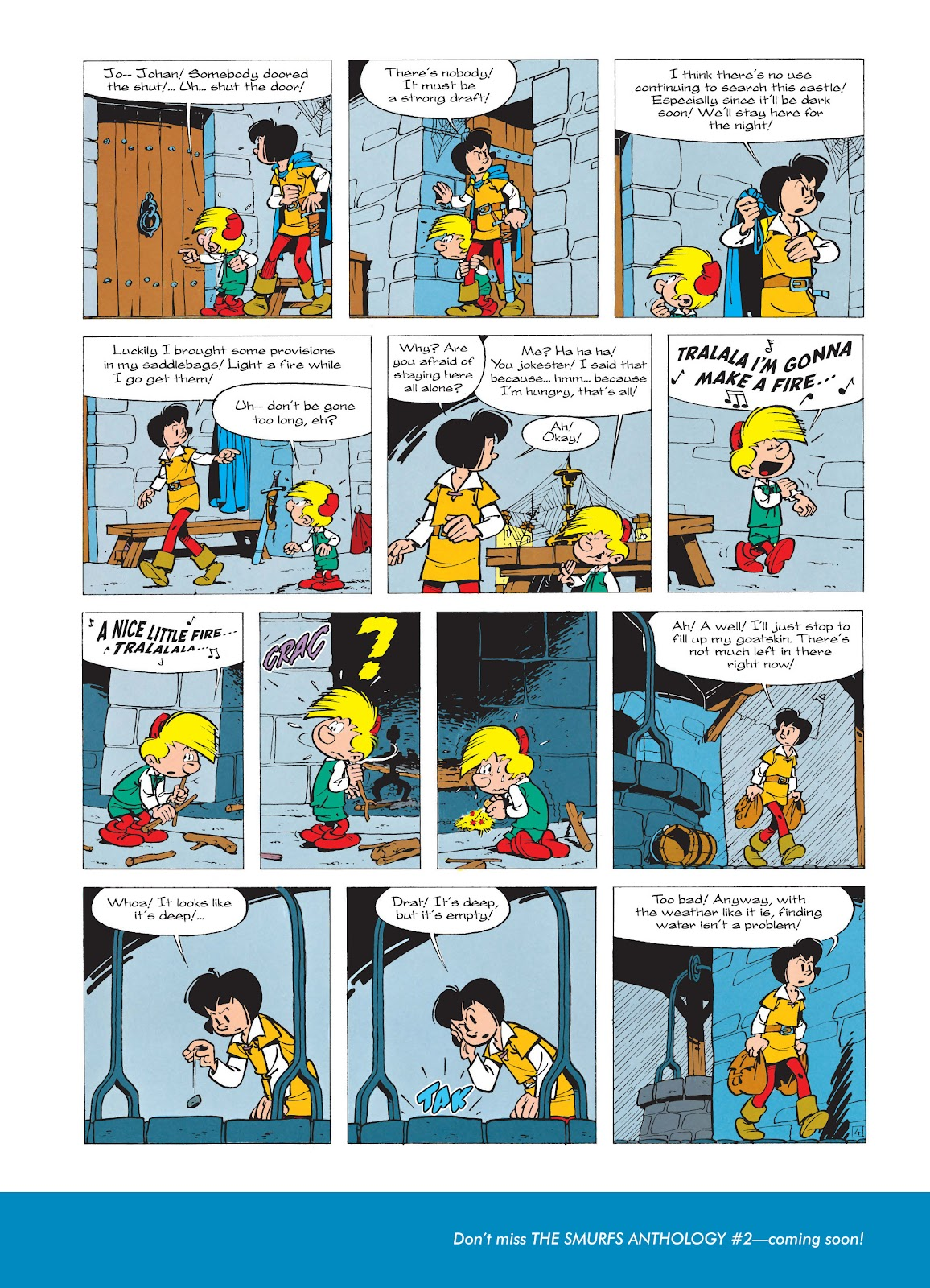 Read online The Smurfs comic -  Issue #17 - 55