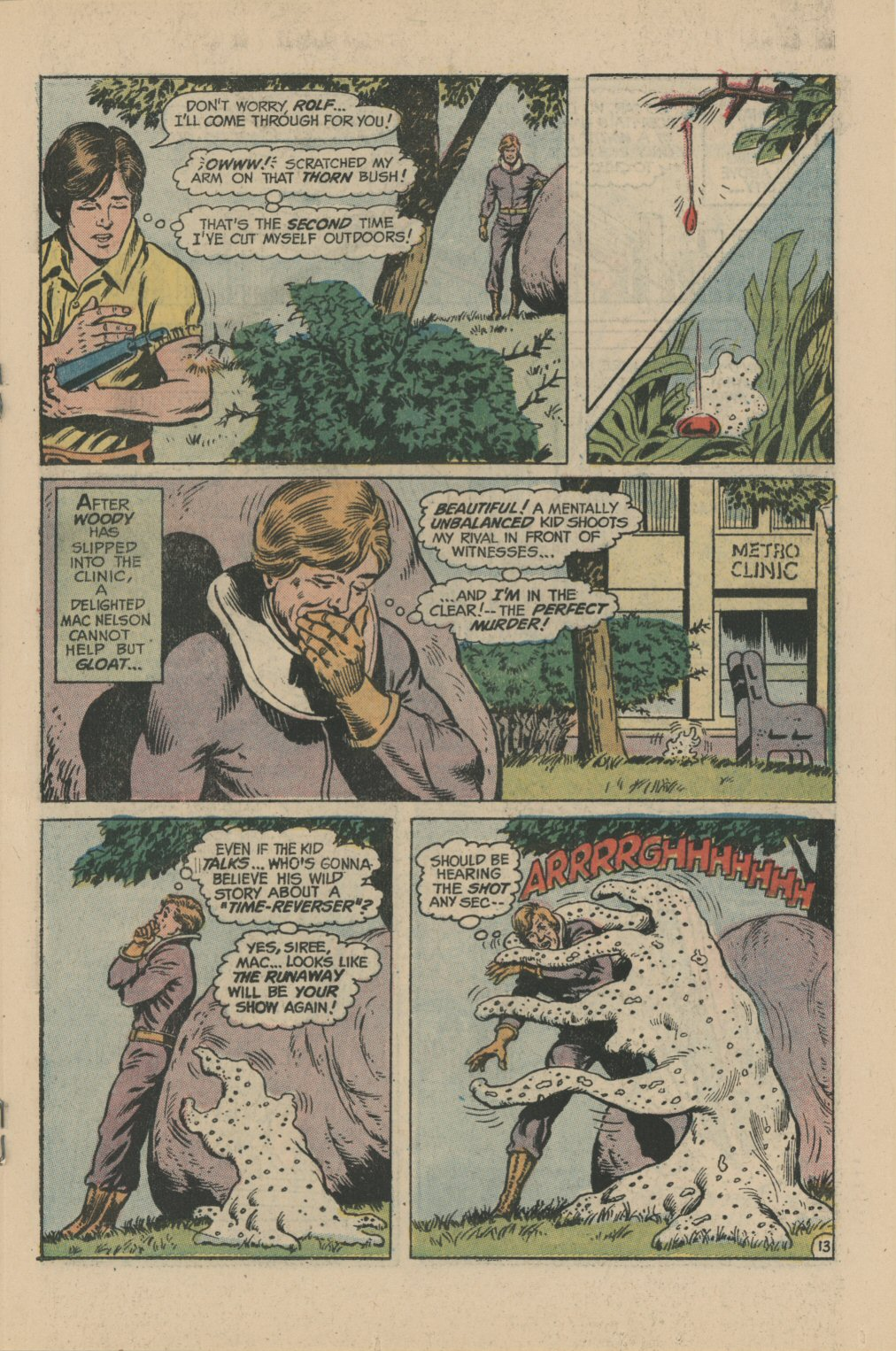 Read online Action Comics (1938) comic -  Issue #422 - 19