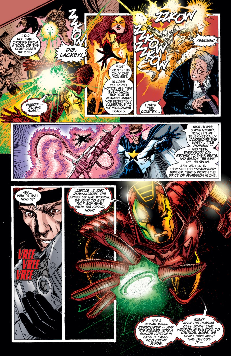 Avengers (1998) issue _Annual_1 - Page 3