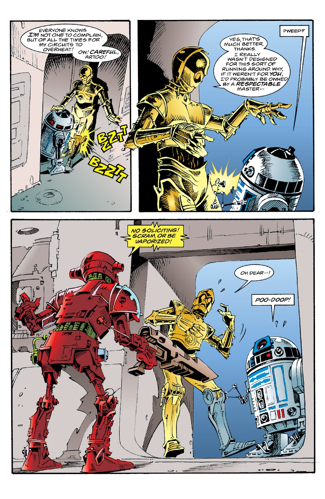 Read online Star Wars Legends Epic Collection: The Empire comic -  Issue # TPB 5 (Part 3) - 26