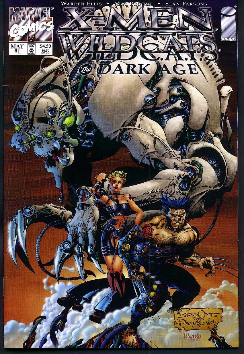 WildC.A.T.S/X-Men: The Dark Age Full Page 1