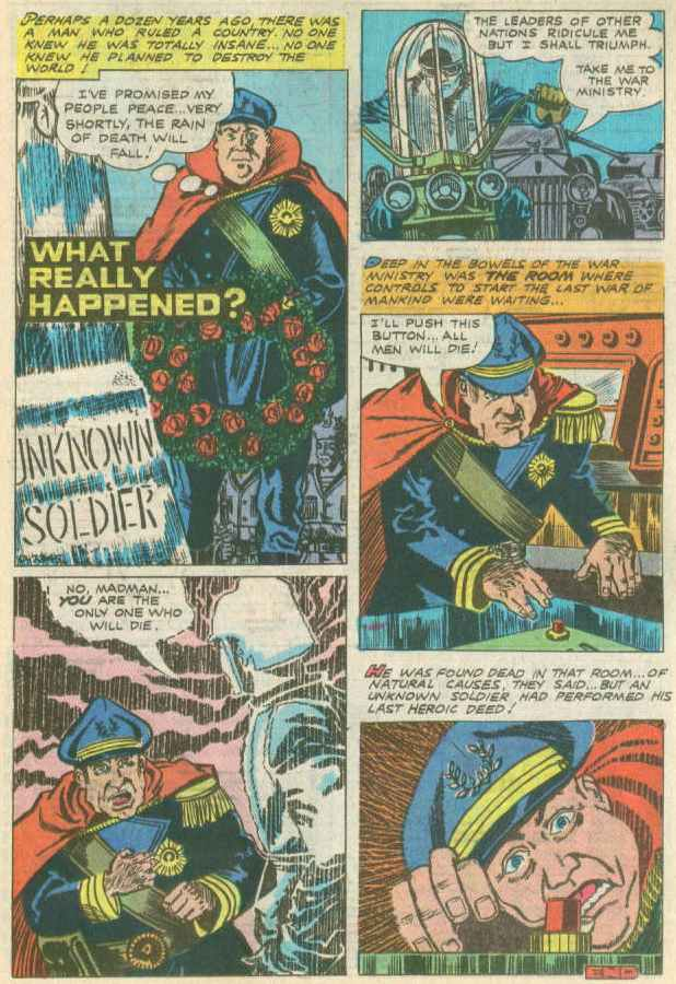 Read online Beyond the Grave (1983) comic -  Issue #10 - 11