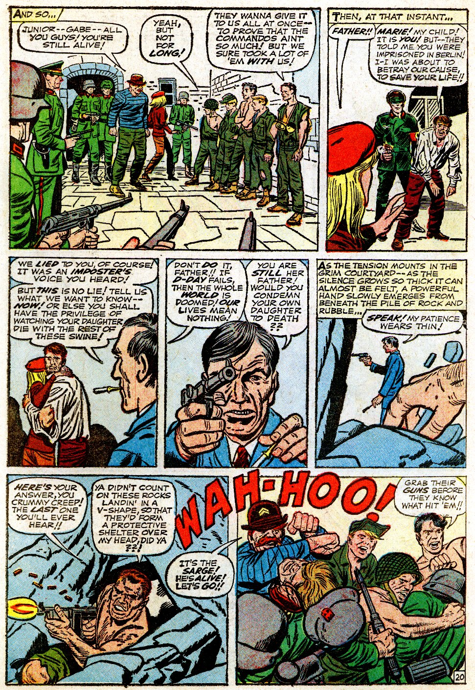 Read online Sgt. Fury comic -  Issue #1 - 30