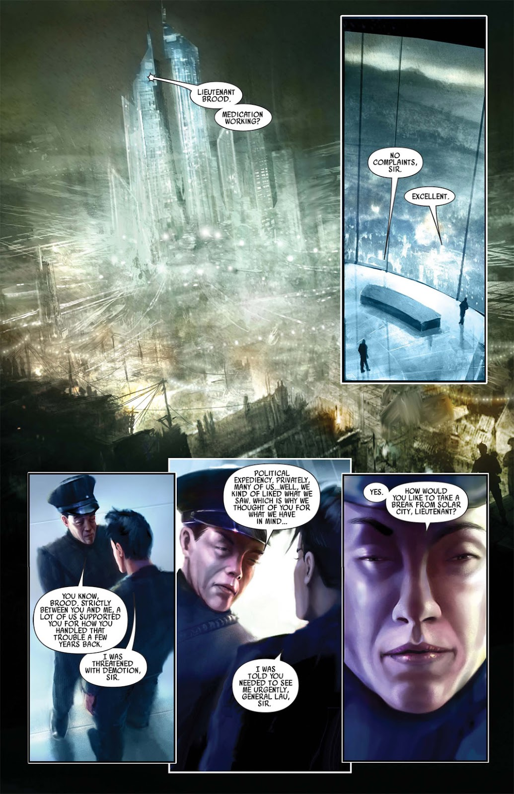 Read online After Dark comic -  Issue #1 - 7