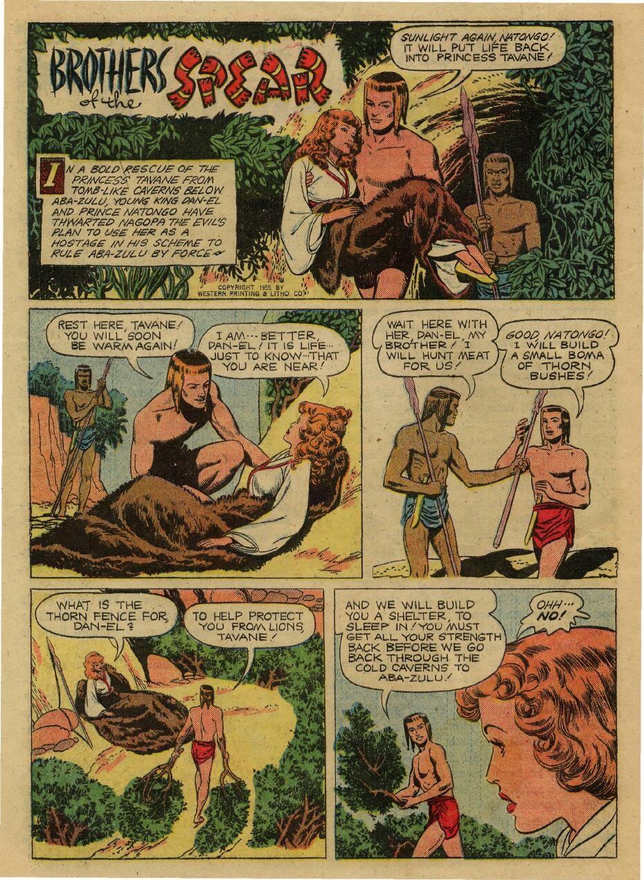Tarzan (1948) issue 72 - Page 28
