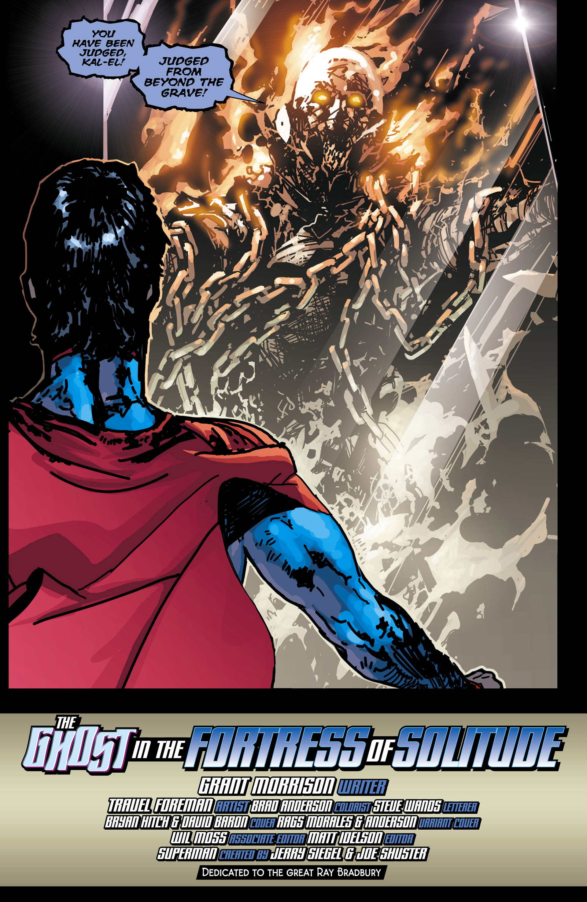 Read online Action Comics (2011) comic -  Issue #13 - 7