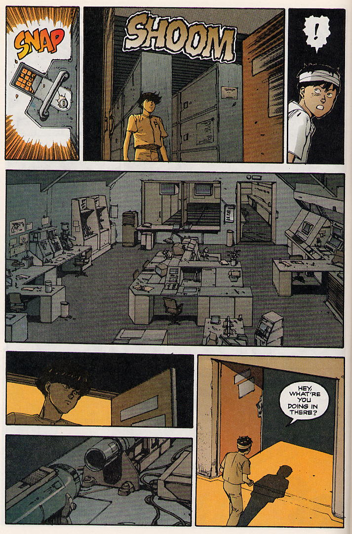 Read online Akira comic -  Issue #8 - 10