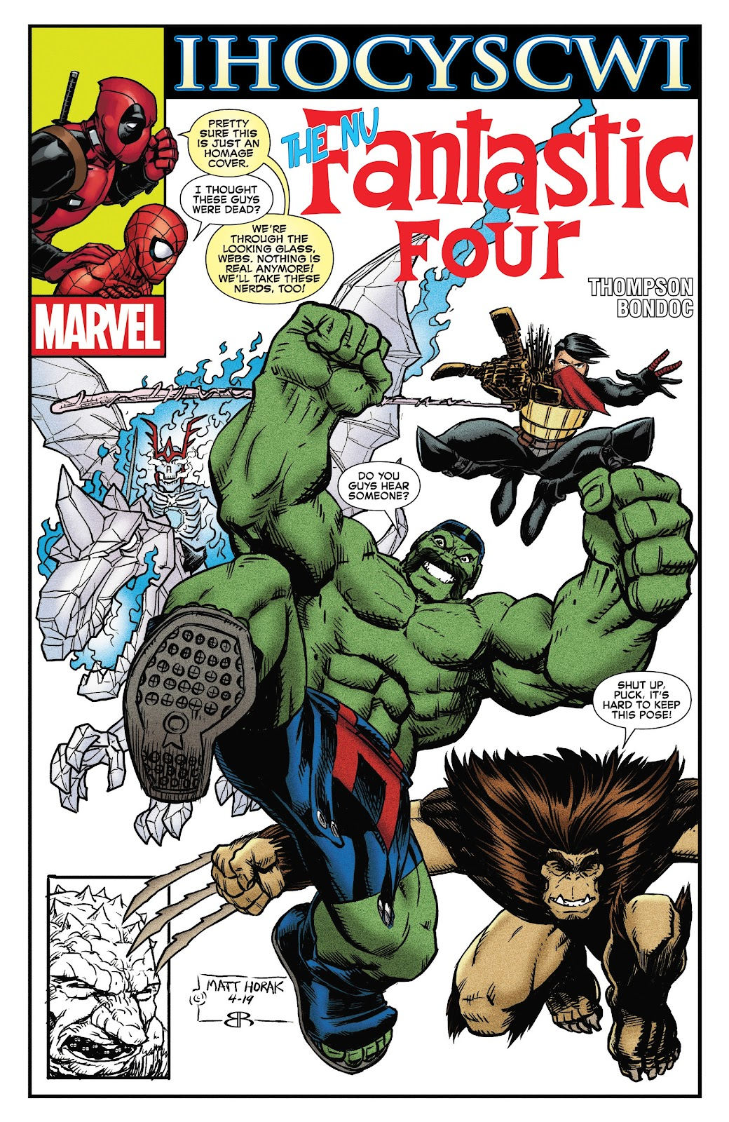 Read online Spider-Man/Deadpool comic -  Issue #50 - 14