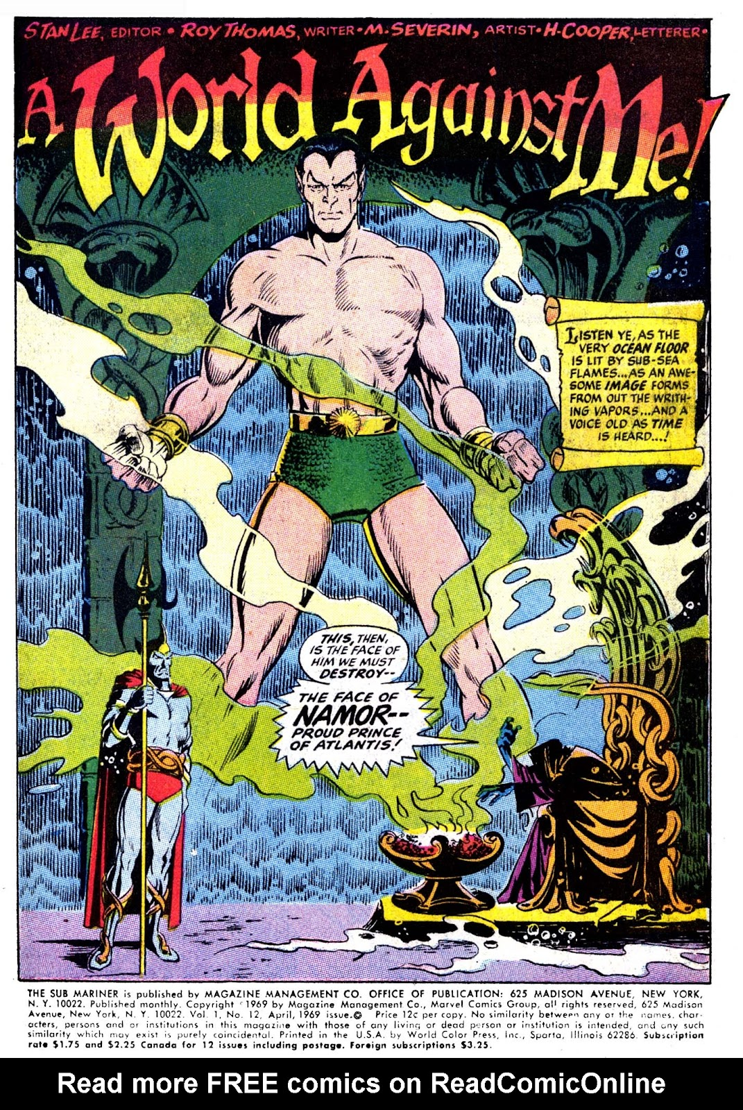 The Sub-Mariner 12 Page 2