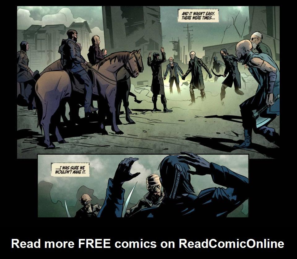 Read online Revolution (2015) comic -  Issue #2 - 10